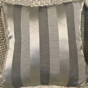 Black, Silver & White Scatter Cushion Covers