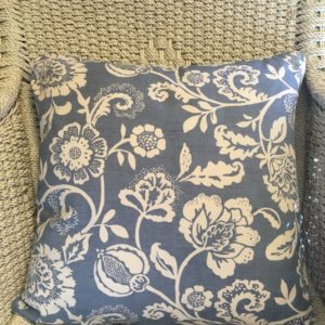 Blue Scatter Cushion Covers
